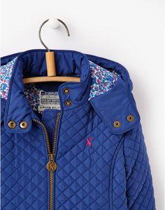 JNRMARCOTTEGirls Quilted Coat