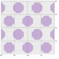 Springtime Washcloths Free Pattern Leelee Knits - Washcloth - Ideas of Washcloth Knitting Charts, Knitting Stitches, Baby Knitting, Knitting Patterns, Crochet Blocks, Crochet Chart, Filet Crochet, Crochet Birds, Crochet Food