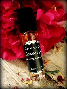 COMME Ci COMME Ca Perfume Oil  Blood Orange by MaisonDeAlchimie