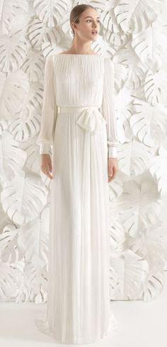 Rosa Clara Wedding Dresses Dresses For The Modern Bride. Rosa Clara Wedding Dresses, Designer Wedding Dresses, Bridal Dresses, Wedding Gowns, Muslim Wedding Dresses, Minimal Wedding Dress, Muslim Brides, Engagement Dresses, Bridal Boutique
