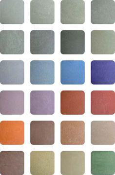 coloris bton cir beton - Beton Colore