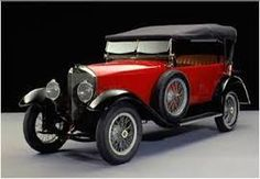 Resultado de imagen de carro antiguo mercedes ak 40