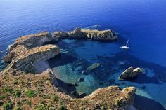 Panarea: Calajunco. Aeolian Islands. Sicily
