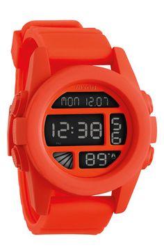 Nixon 'The Unit' Digital Watch #Nordstrom