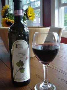 Great bottle of Barolo