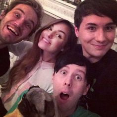 SOME OF MY FAVE SHIPS! MELIX AND PHAN!!!!1!