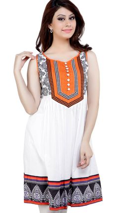 global desi white women kurtas kurtis