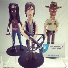 Vinyl Idolz Debut: Walking Dead