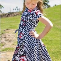 Sweet Allie dress and top - 1 to 10 year - via @Craftsy