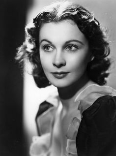 Vivien Leigh #hollywood #classic #actresses #movies
