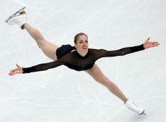 Sochi 2014, pattinaggio di figura: Kostner (bronzo)