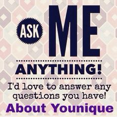 Whether you want to buy Younique, host a party or become a presenter... Or just find out about our amazing products :) #loveyounique #notimelikethepresent