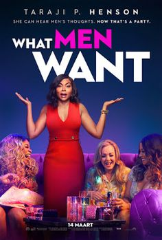 When does What Men Want come out on DVD and Blu-ray? DVD and Blu-ray release date set for May Also What Men Want Redbox, Netflix, and iTunes release dates. This gender reversed remake of the comedy gifts lead character Ali Davis with the ability. Richard Roundtree, Tamala Jones, Brian Johnson, Tv Series Online, Movies Online, Movies To Watch, Good Movies, Girly Movies, Movies Free