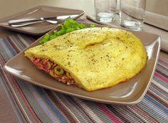 Pastelão napolitano de batata