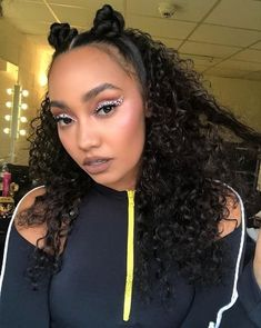 Leigh-Anne Pinnock uploaded by Perrieeele on We Heart It Little Mix Leigh Ann, Little Mix Jesy, Jesy Nelson, Perrie Edwards, Dvb Dresden, Little Mix Outfits, Litte Mix, Face Gems, Girl Bands