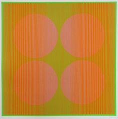 Julian Stanczak | Harris Stanton Gallery