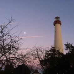 Cape May (Point) lighthouse