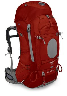 Osprey Ariel 65 pack.