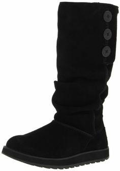 Amazon.com: Skechers Women's Keepsakes-Brrrr Boot: Shoes