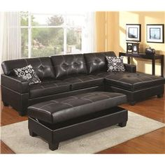 21 Best Echelon Seating Leather Sectionals Images
