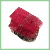 Rhodochrosite from the Sweet Home Mine in Colorado