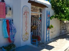 La plus jolie boutique de Paleochora Greece, Boutique, Deco, Inspiration, Crete, Greece Country, Biblical Inspiration, Decor, Deko