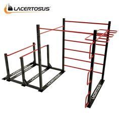 C-RIG3 - Calisthenics - CrossRIGS (Structures) - Lacertosus Functional Training Gear