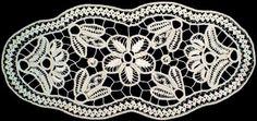 Crochet - Mileu din macrame