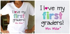 PERSONALIZED GIFT FOR TEACHERS - IRON ON