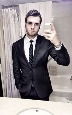 Rian :) God, he posted this on twitter the other day, and I instantly fell in love with him all over.