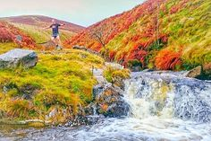 Run like River - #Photo : @mountainfuel_uk  Fantastic day getting wet and muddy on Lake District trails. - Welcome to #RunnerLand  Lets follow us & tag #RunnerLand in your photos for featured  -