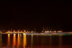 Part C: B mode. Dark evening outdoors, using long exposure. f/10 421s ISO 250 50mm