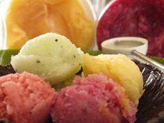 Gastronomia Hoje: Sorbet: uma boa pedida para os dias de calor