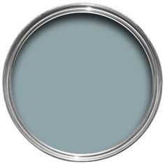 Crown Breatheasy® Flat Matt Classic Duck Egg Emulsion Paint 2.5L   Departments   DIY at B&Q