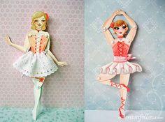 my paper dolls   Flickr - Photo Sharing!