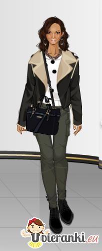 Nawet bojówki potrafią wyglądać  lekko! :) http://www.ubieranki.eu/ubieranki/7150/spodnie-bojowki.html