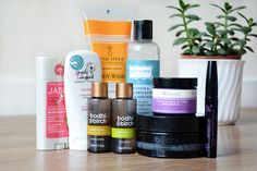 Recent Empties - NatuRia Beauty Beauty Review, Organic Beauty, Deodorant, Birch, Empty, Hair Care, Skincare, Personal Care, Deep