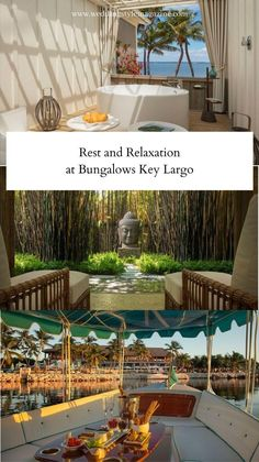 Beach Honeymoon Destinations, Rest And Relaxation, Weekend Getaways, Kayaking, Bungalow, Pergola, Beautiful Places, Florida, Outdoor Structures