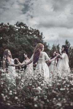 celtic-forest-faerie:  {Pale Communion} by {KefkasJudgement}