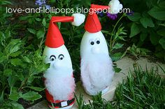 Love and Lollipops: 11 Christmas Crafts and Activities