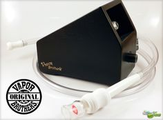 #VaporBrothers #Vaporizer is one of our all time favorites. The vapor produced by this unit far surpasses any other look-alike imitation we have come across. This is the one and only. See MedicalJane.com for full review