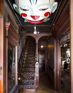 Casinha colorida: No Brooklyn: uma casa vitoriana para se voltar no tempo