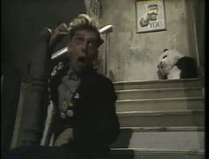 Rik Mayall's facial expressions are priceless!
