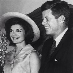 Jackie Kennedy John F. Kennedy
