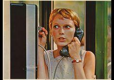 Mia Farrow as Rosemary