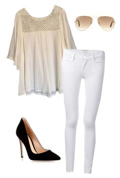 """Untitled #98"" by pokadots101 ❤ liked on Polyvore"