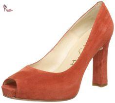 Unisa Seyer_Ks, Escarpins femme - Orange (Papaya), 39 EU - Chaussures unisa (*Partner-Link)