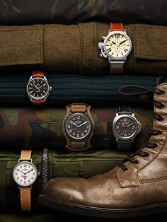Photo by Matthew Shave (via Darling Creative). - casual watches, digital watches for women, designer mens watches *ad