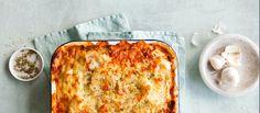 Kaalilasagnessa lasagnelevyt korvataan kaalinlehdillä. Kokeile myös savoijinkaalta. N. 1,20€/annos.