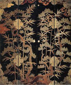 高台寺蒔絵 - 高台寺 Natsume, Art Of Beauty, Japanese Patterns, Cool Backgrounds, Japanese Painting, Japan Art, Japanese Culture, Peony, Wood Art